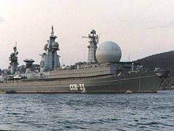 ВМФ России: самый крупный в мире боевой корабль умер