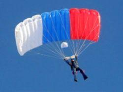 226 лет назад  Бланшар продемонстрировал парашют