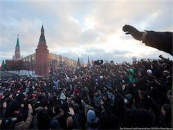 Москва готовится к акциям после убийства Буданова