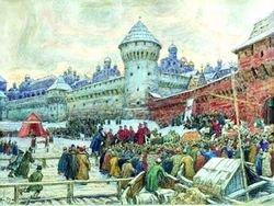 Русские забавы от лапты до кулачного