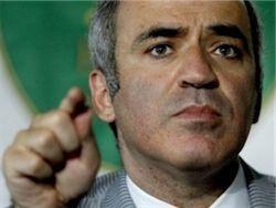Каспаров передал конгрессу США список чиновников-нарушителей РФ