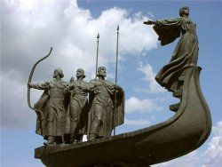 Столица России под Звенигородом?