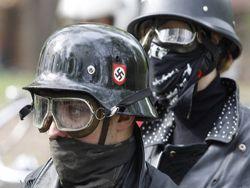 Как советские студенты фашистами прикидывались
