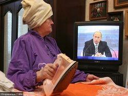 Путин: средний размер пенсий в 2012 г увеличим на 11%