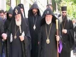 Уйдет ли грузинская церковь в оппозицию к Саакашвили?