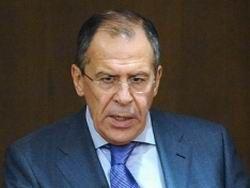 Лавров не ждет скорой развязки ситуации в Ливии