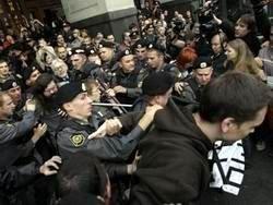 Россияне готовы выходить на улицы с протестом