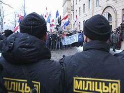 Репортаж из белорусского автозака