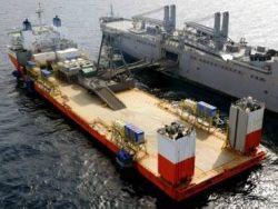 Новый класс судов - десантные платформы