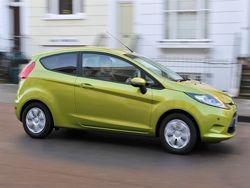 Форд выпустил две новые модели Ford Fiesta