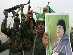 Повстанцы переходят на сторону ливийского националиста