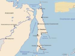 Мостовой переход соединит остров Сахалин с материком