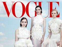 У американского Vogue резко выросли продажи в киосках