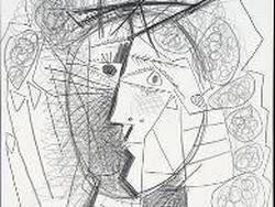 """Полиция вернула """"Голову женщины"""" Пикассо"""
