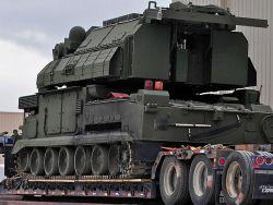 Лучшие образцы российского оружия попали за границу