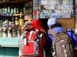 Госдума сделала продажу алкоголя детям уголовным преступлением
