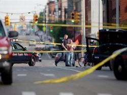 В США преступник расстрелял семь человек