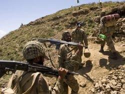 Силы НАТО обстреляли из минометов пакистанскую территорию