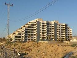 В Газе открывается пятизвездочный гостиничный комплекс