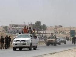 Ливийские повстанцы взяли Аль-Квалиш