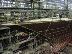 Украина ждет заказы на военные корабли для России