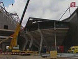 В Нидерландах выясняют причины обрушения крыши стадиона