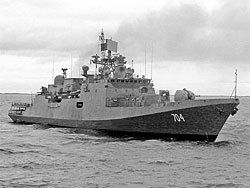"""Началось строительство фрегата """"Адмирал Эссен"""""""