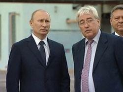 Путин призвал начать сближение уровней пошлин на нефть