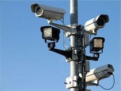 На въезде в посёлок Сагра хотят установить камеры слежения