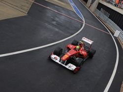 Фелипе Масса стал быстрейшим на свободных заездах Формулы-1