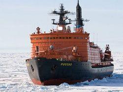 Правительство России обещает строительство новых ледоколов