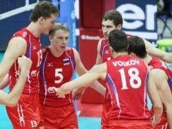 Волейболисты РФ разгромили бразильцев в турнире Мировой лиги
