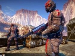 PlanetSide 2 выйдет весной 2012 года