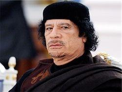 Каддафи обещает двинуть войска на Европу
