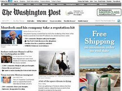 Хакеры взломали сайт The Washington Post