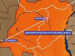 Авиакатастрофа в Конго: уточненные данные