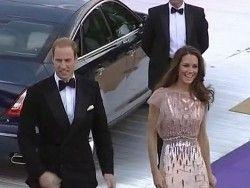 Принц Уильям и Кейт Миддлтон прибыли в США
