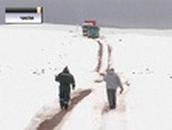 В самой засушливой пустыне планеты выпал снег