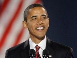 Барак Обама: цель США   полет на Марс