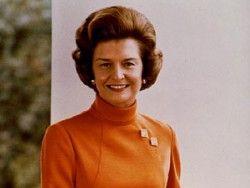 Умерла бывшая первая леди США Бетти Форд