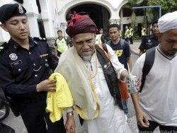 Более 500 манифестантов задержаны в Малайзии