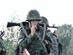 Число контрактников в армии возрастет до 425 тысяч человек