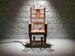 В США пенсионер хотел казнить жену на электрическом стуле