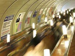 Информационные экраны в метро оценили в 100 миллионов рублей