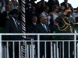 Россия признала Южный Судан