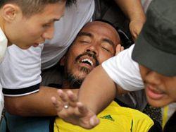 Полиция задержала 1400 участников акции протеста в Малайзии