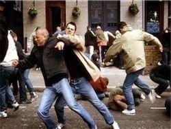 В Моздоке произошла массовая драка, пострадали двое