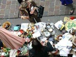 Блошиные рынки: барахло для эстетов