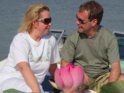 В Муроме на празднике побывал Президент России с супругой