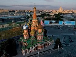 В Москве отметят 450-летие Храма Василия Блаженного